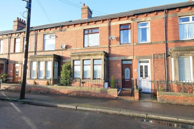 Thumbnail Terraced house to rent in Twizell Lane, West Pelton, Stanley