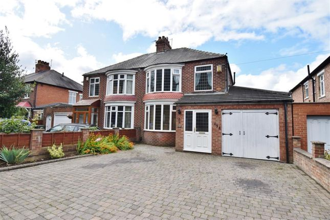 Thumbnail Semi-detached house to rent in Acklam Road, Acklam, Middlesbrough