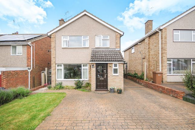 Thumbnail Detached house for sale in Chichester Drive, Chelmsford