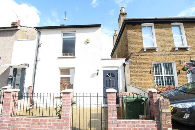 Thumbnail Terraced house for sale in Woolwich Road, Bexleyheath
