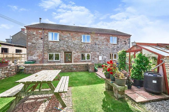 Thumbnail Detached house for sale in Red Dial, Wigton