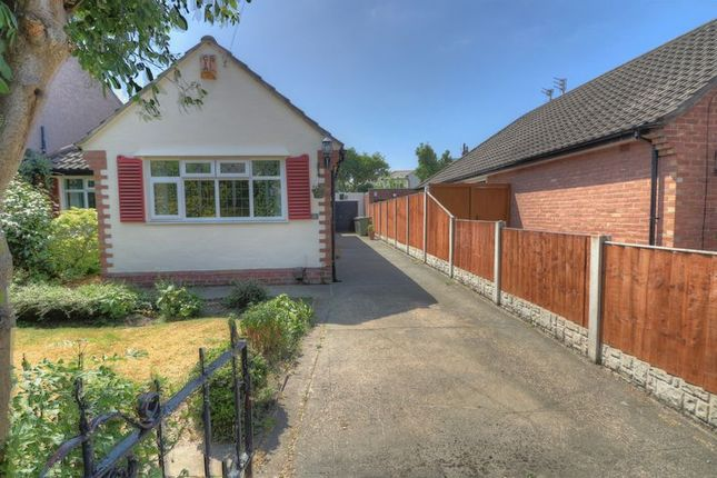 Thumbnail Detached bungalow for sale in Glenwyllin Road, Waterloo, Liverpool