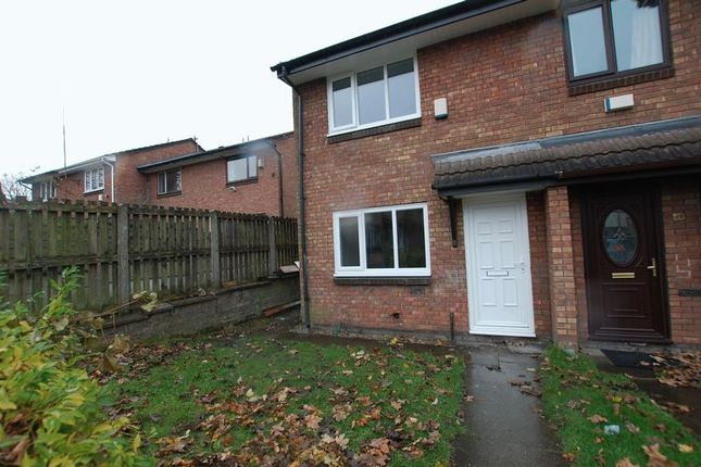 Thumbnail Mews house to rent in Kilsby Close, Farnworth, Bolton