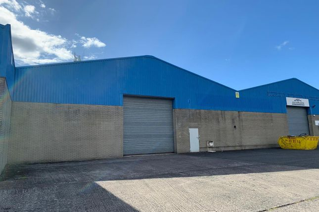 Thumbnail Warehouse to let in Unit 3, Balmoral Industrial Estate, Balmoral Road, Belfast, County Antrim