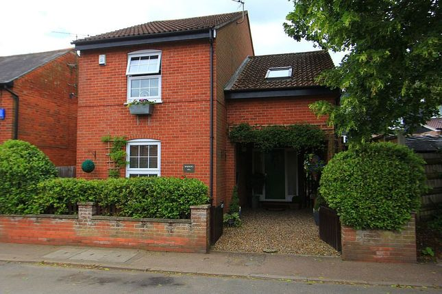Thumbnail Detached house for sale in Hunts Hill, Glemsford, Suffolk