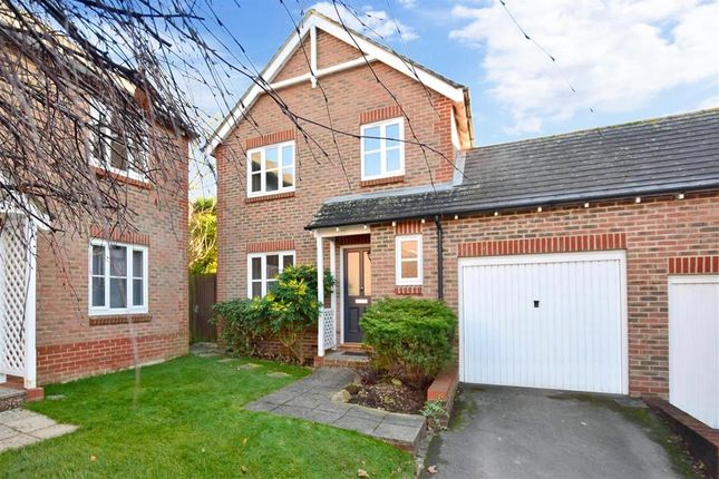 3 bed link-detached house for sale in Rectory Close, Ashington, West Sussex RH20