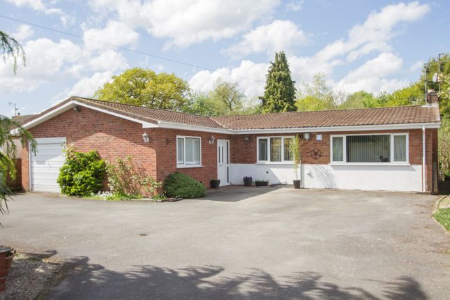 Thumbnail Detached bungalow for sale in Kenilworth Road, Balsall Common, Coventry