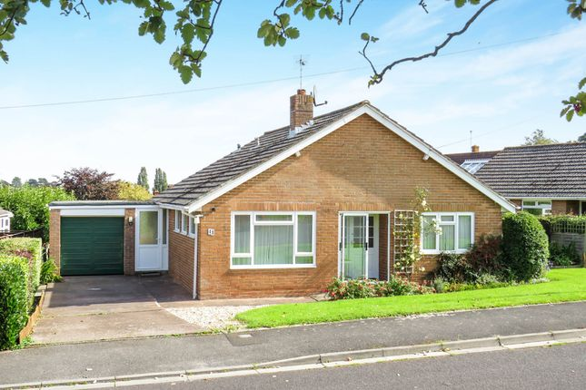 Thumbnail Detached bungalow for sale in West Park, Minehead