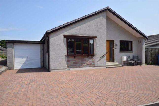 Thumbnail Detached bungalow for sale in Nevis Park, Inverness