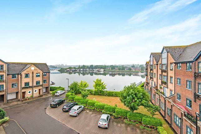Thumbnail Flat to rent in Riverdene Place, Southampton