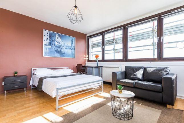 Thumbnail Flat to rent in Bethune Road, London