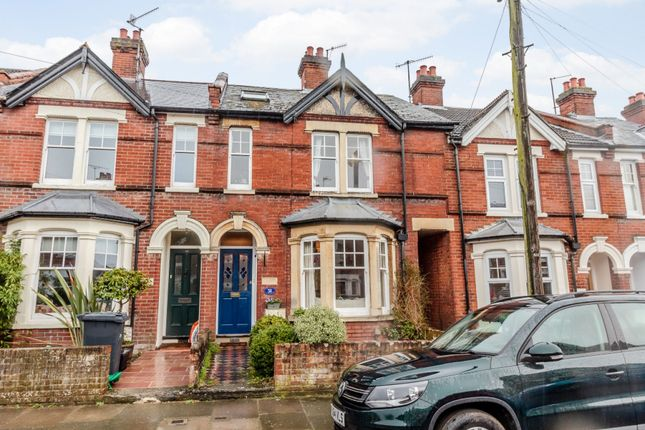 Thumbnail Terraced house for sale in Albany Road, Salisbury, Wiltshire