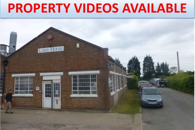 Office to let in Kent Craft Industrial Estate, Lower Road, Northfleet, Gravesend