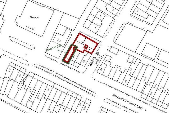 Thumbnail Land for sale in Manchester Road East, Walkden, Manchester