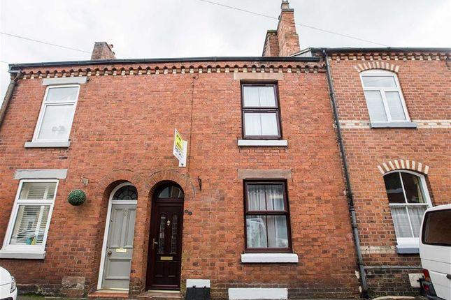Thumbnail Terraced house for sale in Wood Street, Leek