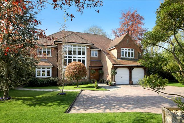 Detached house for sale in Hayward Copse, Loudwater, Rickmansworth, Hertfordshire