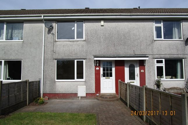 Thumbnail Terraced house to rent in Norbeck Park, Cleator Moor