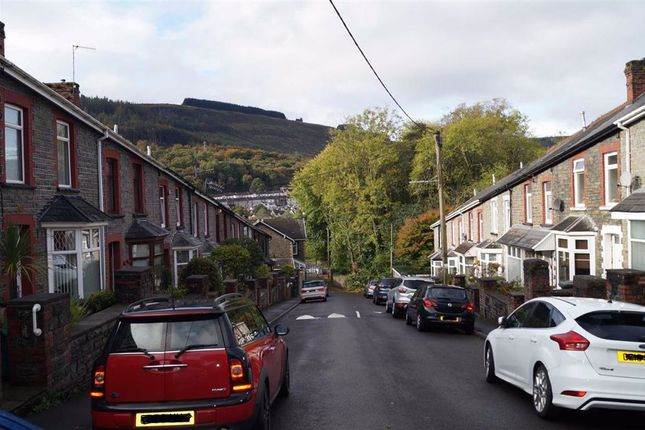 Street View of Lyndhurst Street, Mountain Ash CF45