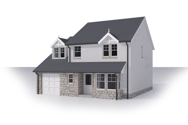 Thumbnail Detached house for sale in Rigg Road, Auchinleck, Cumnock