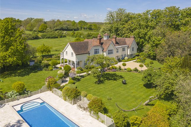 Thumbnail Detached house for sale in Ramsden Heath, Billericay, Essex