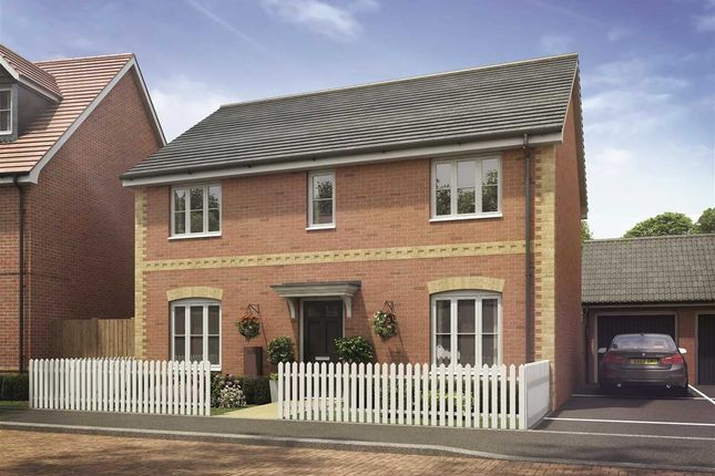 Thumbnail Detached house for sale in Whitford, Holbrook, Ipswich