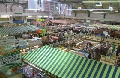 Photo of Fleetwood Market Stalls, Adelaide Street, Fleetwood, Lancashire FY7