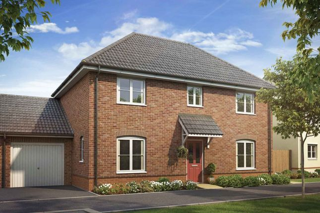 Thumbnail Detached house for sale in Staunton Gate, Cockaynes Lane, Alresford, Colchester