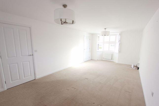 Thumbnail Detached house to rent in William Spencer Avenue, Sapcote, Leicester