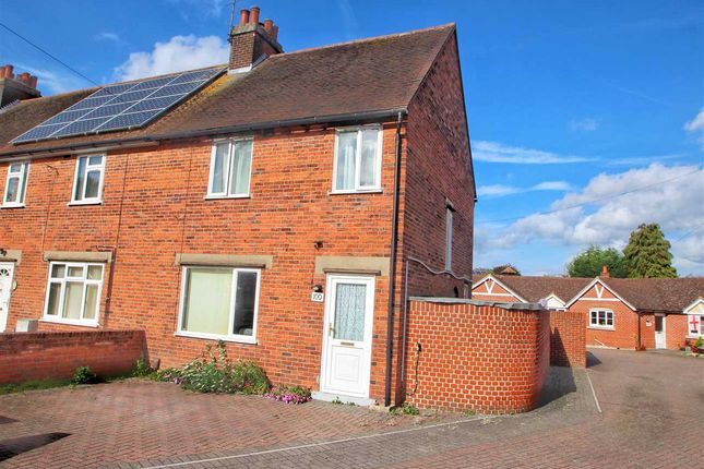 Thumbnail End terrace house for sale in Collingwood Road, Colchester