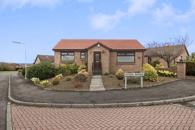 Thumbnail Detached bungalow for sale in 12 Aitken Avenue, Kelty