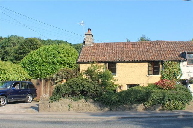 Thumbnail End terrace house for sale in Cleeve, North Somerset