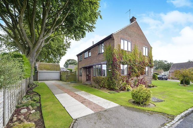 Thumbnail Detached house for sale in Conyers Ings, West Ayton, Scarborough