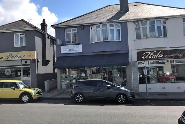 Thumbnail Retail premises to let in 46 Morshead Road, Crownhill, Plymouth, Devon