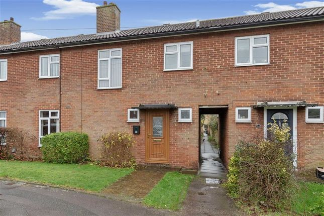 Thumbnail Terraced house for sale in Breadlands Road, Willesborough, Ashford