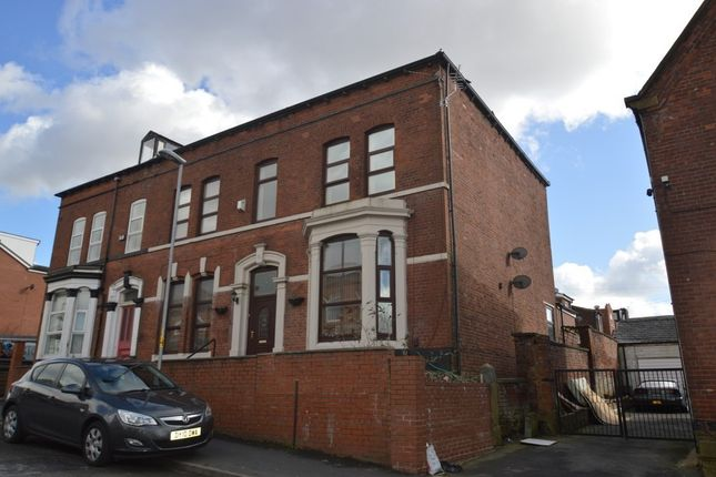 Thumbnail Semi-detached house for sale in Werneth Hall Road, Oldham