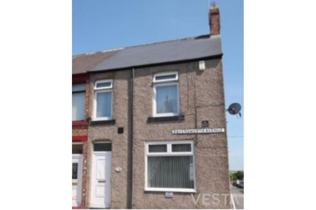Thumbnail End terrace house for sale in Ravensworth Avenue, Bishop Auckland