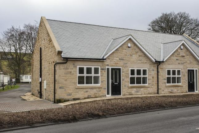 Thumbnail Bungalow for sale in Front Street, Westgate, County Durham