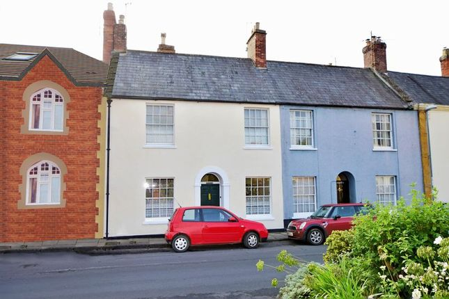Thumbnail Terraced house for sale in Westbury, Sherborne