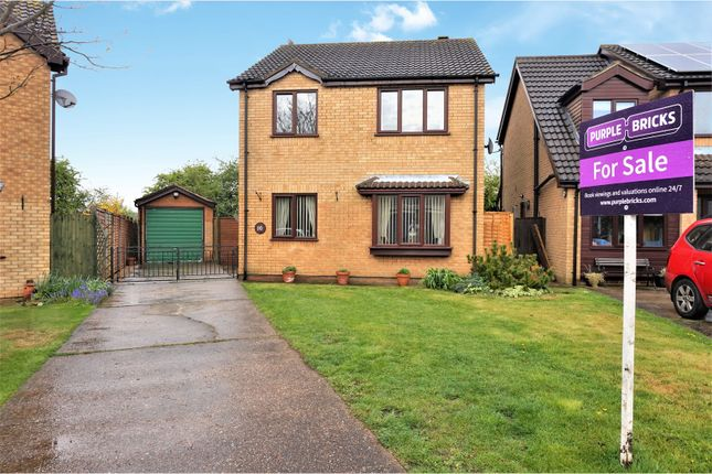Thumbnail Detached house for sale in Coltsfoot Drive, Waltham