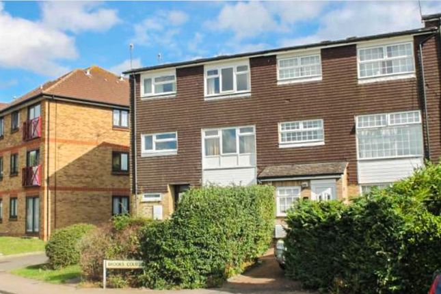 Thumbnail Terraced house to rent in Brooks Court, The Ridgeway, Hertford