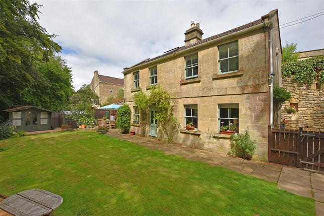 Thumbnail Detached house for sale in Combe Road, Combe Down, Bath