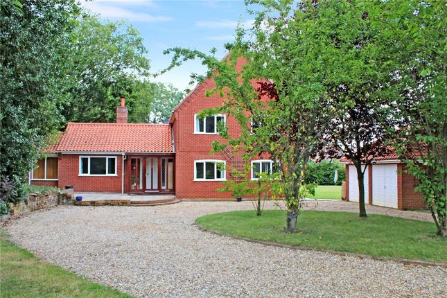 Detached house for sale in Northcroft, The Street, Brooke, Norwich