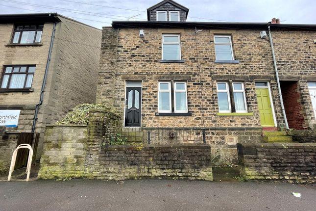 3 bed end terrace house for sale in Heavygate Road, Walkley, Sheffield S10