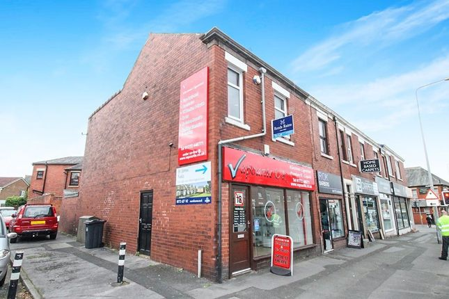 Thumbnail Flat to rent in Watkin Lane, Lostock Hall, Preston