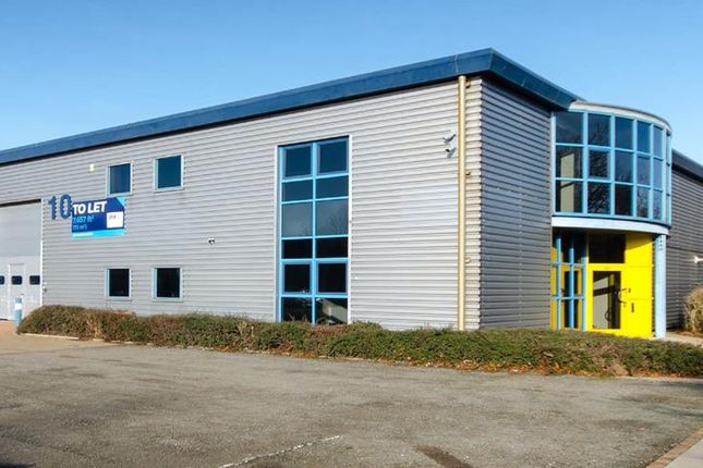 Thumbnail Warehouse to let in Waterside Business Park, Eastways, Witham, Essex