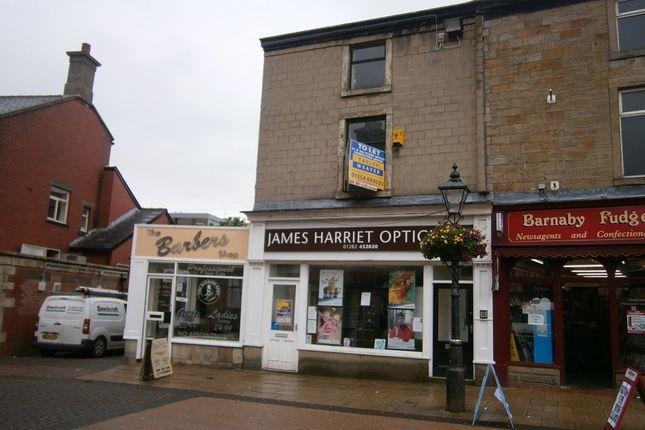 Thumbnail Retail premises for sale in 4 Parker Lane, Burnley
