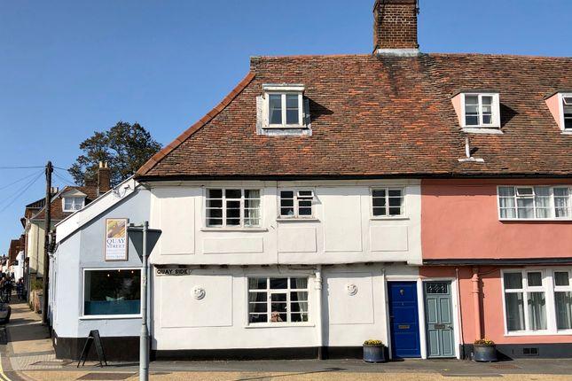 Thumbnail Terraced house for sale in Quayside, Woodbridge