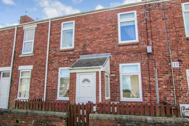 Terraced house for sale in Harrington Gardens, Choppington