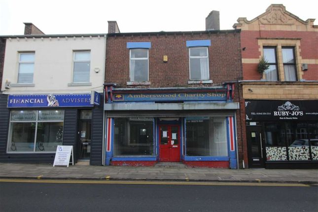 Thumbnail Commercial property for sale in Market Street, Hindley, Wigan