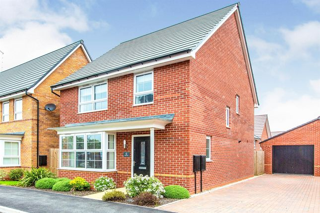 4 bed detached house for sale in Magpie Road, Thrapston, Kettering NN14